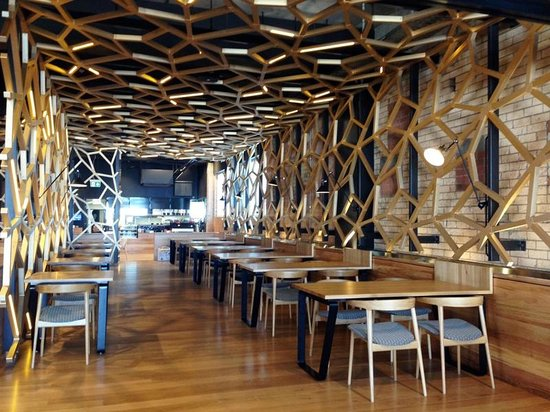 Redcliffe, Australia: The Point Cafe / Bar / Restaurant