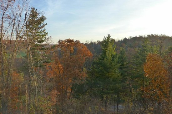 Country Inn & Suites By Carlson, Princeton: View outside the window