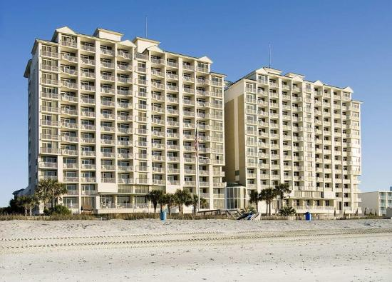 Hampton Inn & Suites Myrtle Beach Oceanfront Resort Photo Courtesy of Hampton Inn & Suites Myrtle Beach/Oceanfront