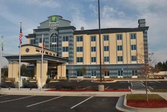 Welcome To The Now Open Holiday Inn Express Suites Warner Robin Picture Of Warner Robins