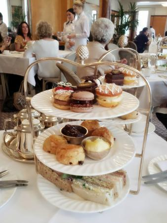 Bettys Tea Room Harrogate Afternoon Tea Menu