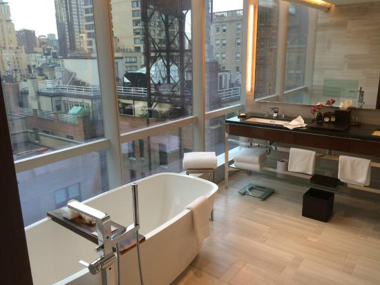 New York Parks With Bathrooms Park Hyatt New York Westside