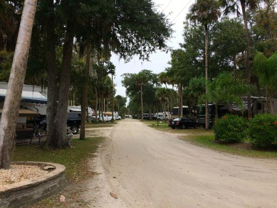 New Smyrna Beach Campground New Smyrna Beach Florida