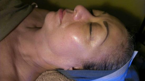 My face is glowing after my hydrafacial picture of thai me massage spa hot springs tripadvisor - Salon massage thai naturiste ...