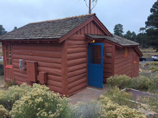 Cabin Picture Of Bright Angel Lodge Grand Canyon