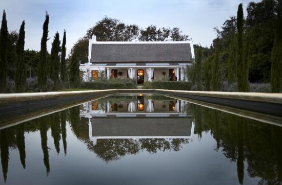 Photo of Hawksmoor House at Matjieskuil Farm Stellenbosch