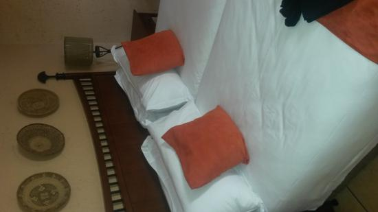 Kopanong Hotel and Conference Centre: bedroom