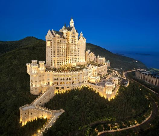 The Castle Hotel A Luxury Collection Hotel Dalian