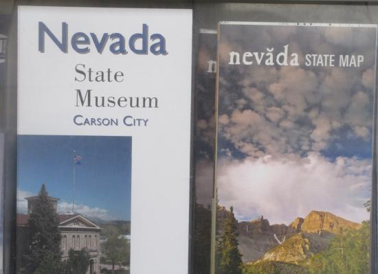 tourism brochures carson city convention visitors bureau carson city nv picture of carson. Black Bedroom Furniture Sets. Home Design Ideas