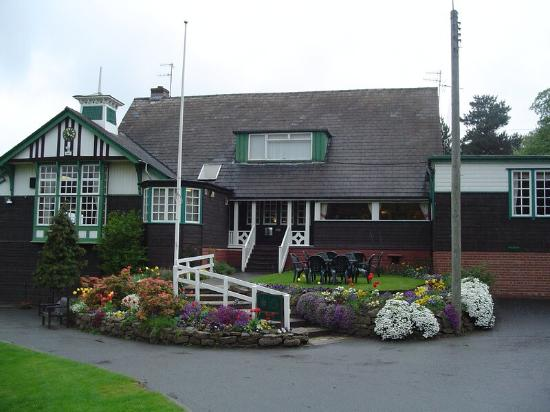 Tyne and Wear, UK: Clubhouse