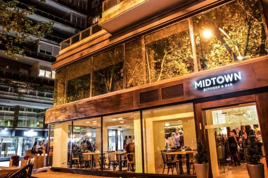 Midtown Kitchen And Bar Madrid