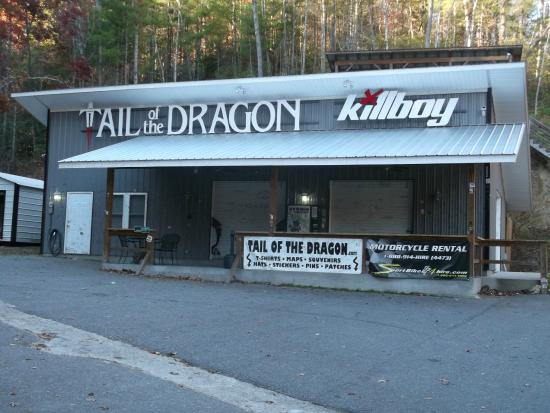 Killboy at deals gap picture of great smoky mountains for Deals gap cabin rentals