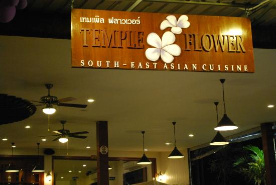 Temple Flower Restaurant