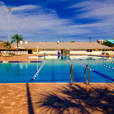 Olympic Size Swimming Pool Picture Of North Palm Beach Florida Tripadvisor
