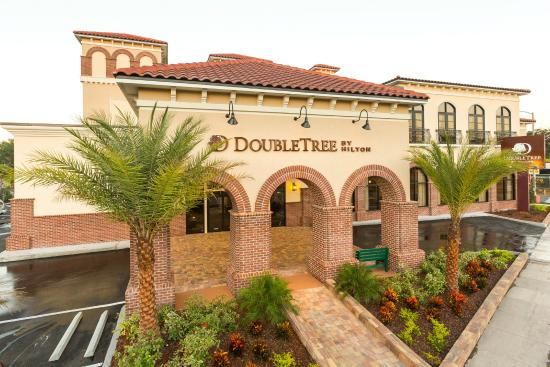 DoubleTree by Hilton Hotel St. Augustine Historic District Photo Couetesy of DoubleTree by Hilton