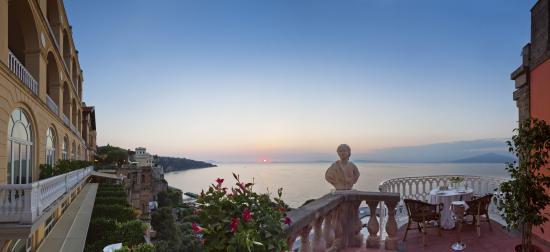 Photo of Grand Hotel Excelsior Vittoria Sorrento