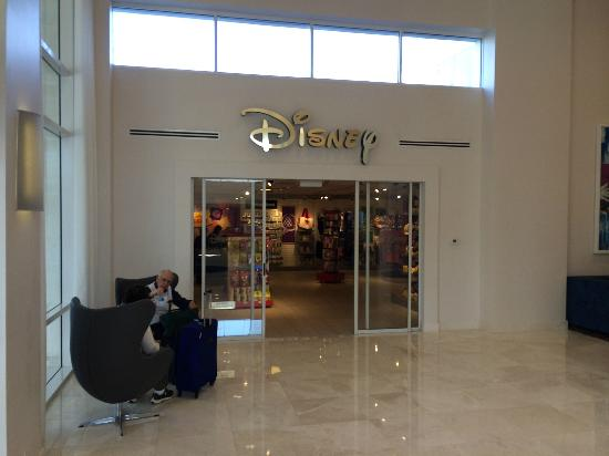 Disney Store In Lobby Picture Of B Resort Amp Spa Orlando