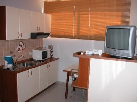 Studio apartment - Kitchenette - Picture of Charming International ...