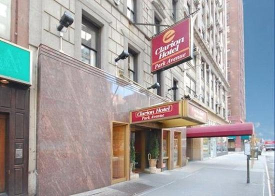 Photo of Clarion Hotel Park Avenue New York City
