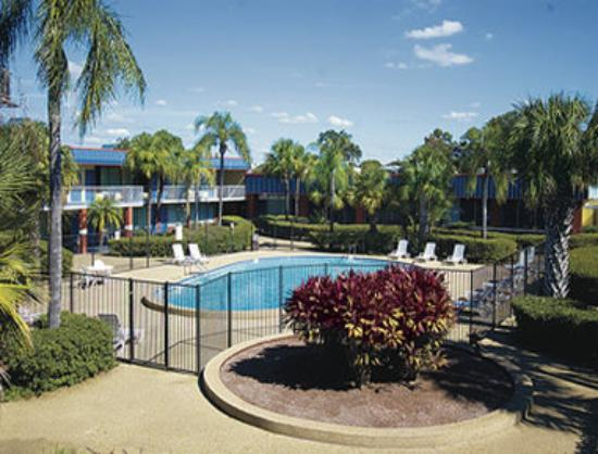 Howard Johnson Inn Tampa Ybor City