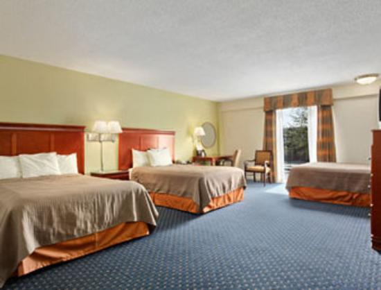 Howard Johnson Inn Washington DC