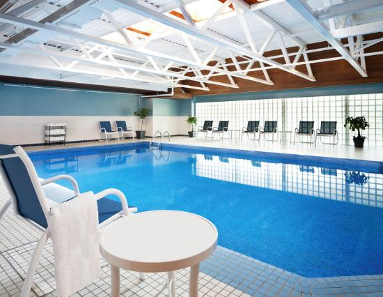 Pool Photo De Four Points By Sheraton Conference Centre Gatineau Ottawa Gatineau Tripadvisor