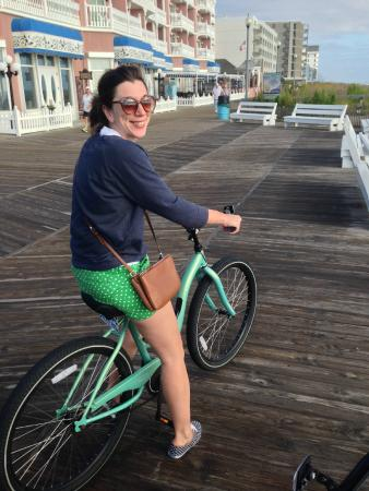 Bikes To Go Rehoboth Beach De Bike To Go Great rental beach