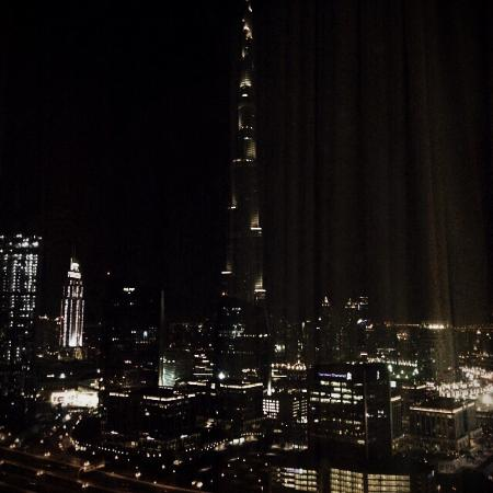View of burj khalifa from room for Burj khalifa room rates per night