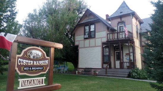 Custer Mansion Bed And Breakfast Custer South Dakota