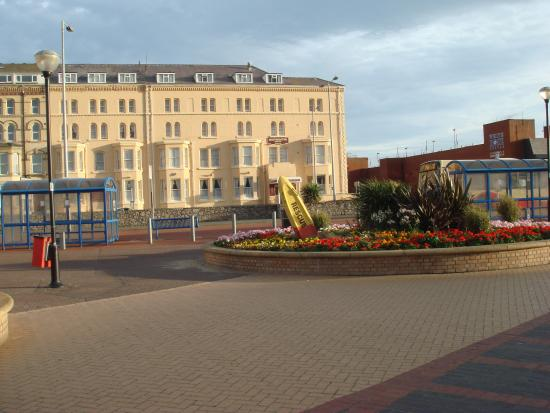 Front Of Hotel Picture Of Westminster Hotel Rhyl Tripadvisor
