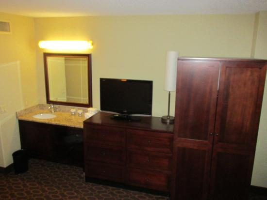 sink in the bedroom picture of embassy suites charlotte charlotte