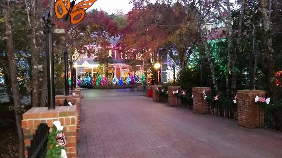Christmas Decorations In Pigeon Forge Tn : Dollywood they loved the wild eagle picture of pigeon