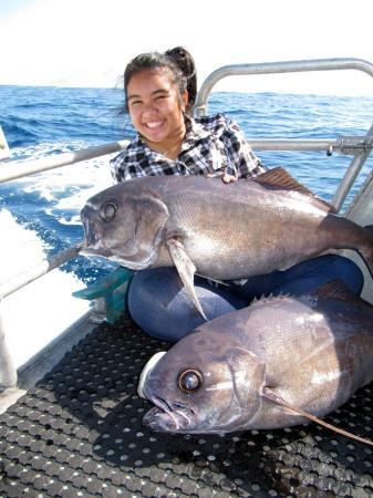 Frenzy Charters Reef & Game Fishing