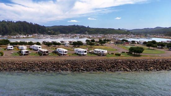 ‪Winchester Bay RV Resort‬