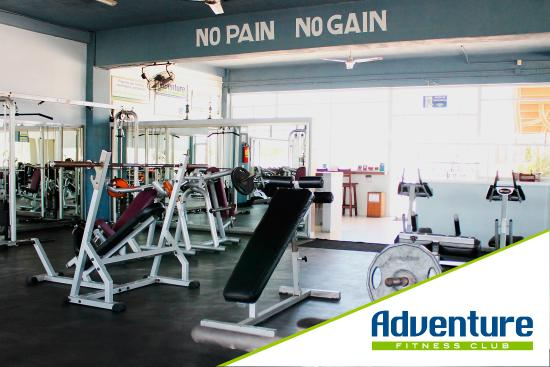 Adventure Fitness Club