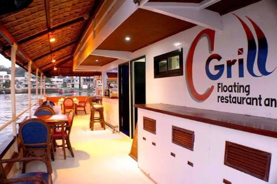 CGrill Floating Restaurant and Bar