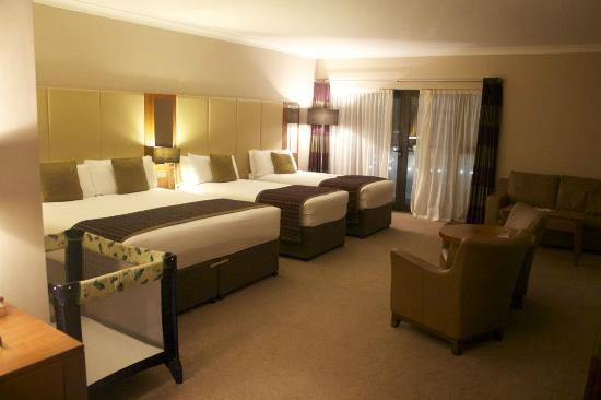 Guest Rooms By Hotel Size