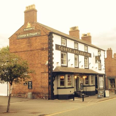 George & Dragon Hotel, Tarvin