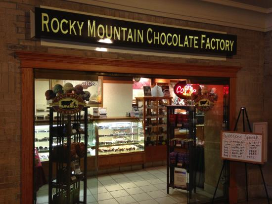 Chocolate Covered Strawberry Picture Of Rocky Mountain Chocolate Factory Kansas City