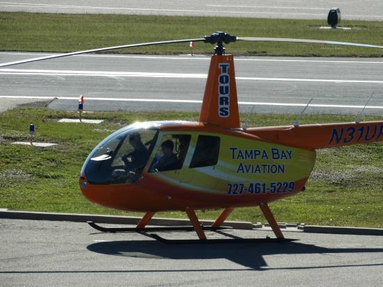Helicopter Ride  Picture Of Tampa Bay Aviation Clearwater  TripAdvisor