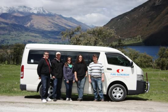 Pure Glenorchy Scenic Lord of the Rings Tours