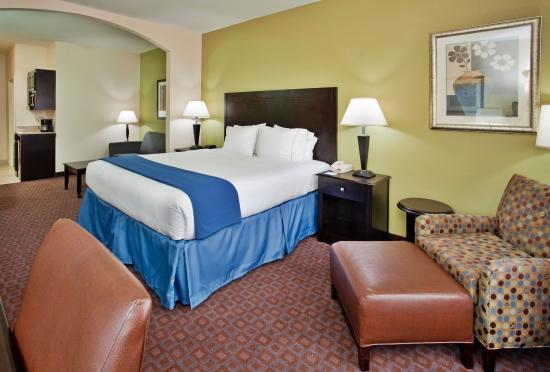 ‪Holiday Inn Express Hotel & Suites Pryor‬