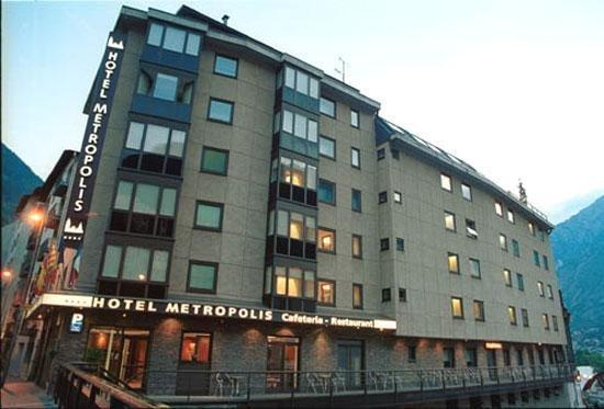 Photo of Hotel Metropolis Les Escaldes