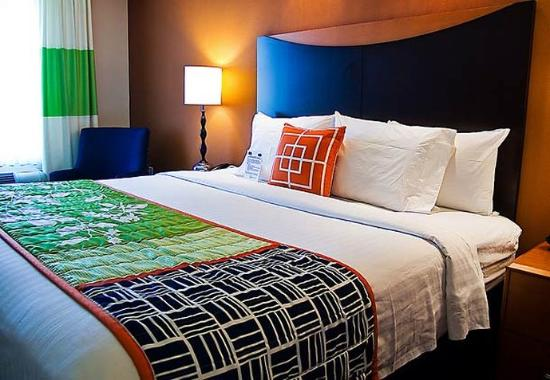Fairfield Inn & Suites Tampa Fairgrounds / Casino
