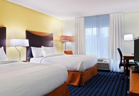 Fairfield Inn Charlotte Arrowood