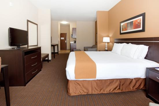 ‪Holiday Inn Express Hotel & Suites Lamar‬