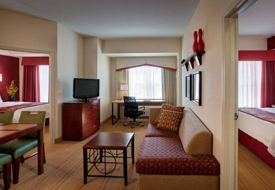 Two Bedroom Suite Picture Of Residence Inn Dallas DFW Airport South Irving