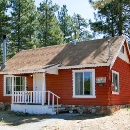 Big Bear Lake Cabins