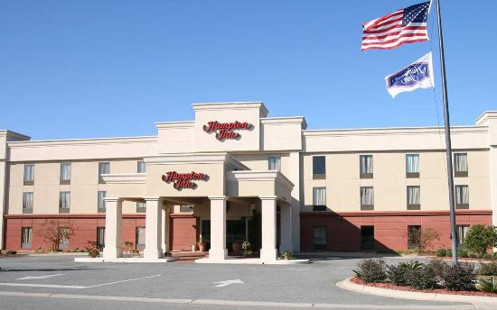 Hampton Inn Moultrie
