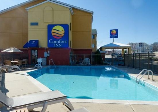 Photo of Comfort Inn Nashville/White Bridge